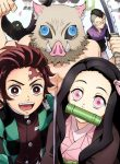 Demon Slayer: Kimetsu no Yaiba – manga in flowers manga read
