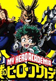 MY HERO ACADEMIA read manga