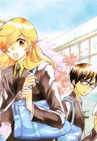 HARU X KIYO read manga