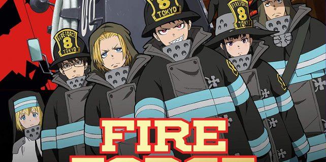 Fire Force (Enen no Shouboutai) read manga