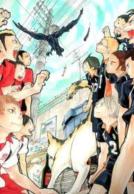 haikyuu read manga
