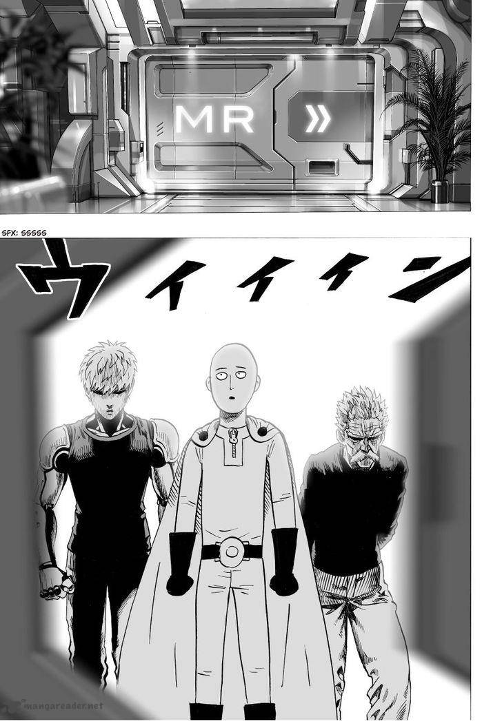 Read Manga One Punch Man Onepunchman Chapter 37 Read Manga Online Manga Catalog 1