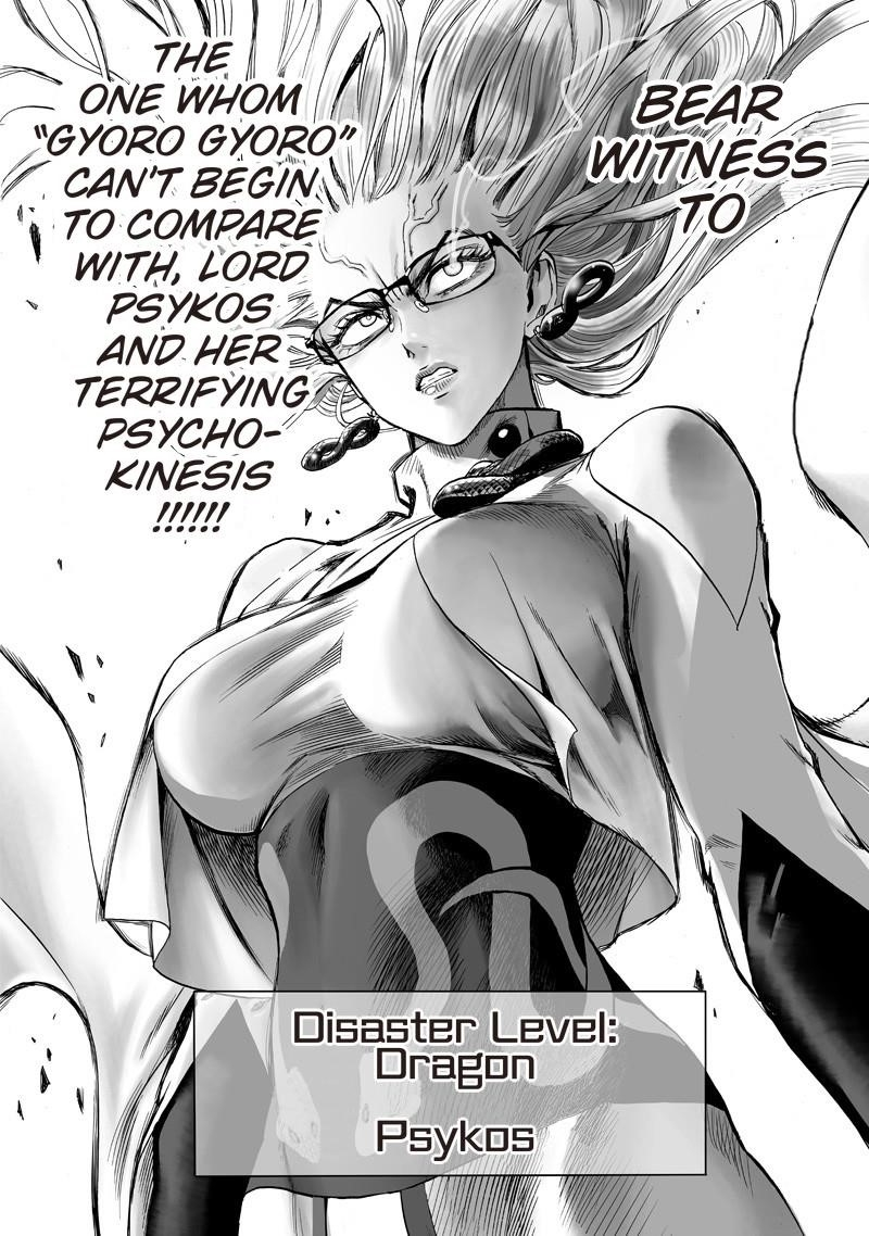 Read One Punch Man Manga, Chapter 126 - Page 20