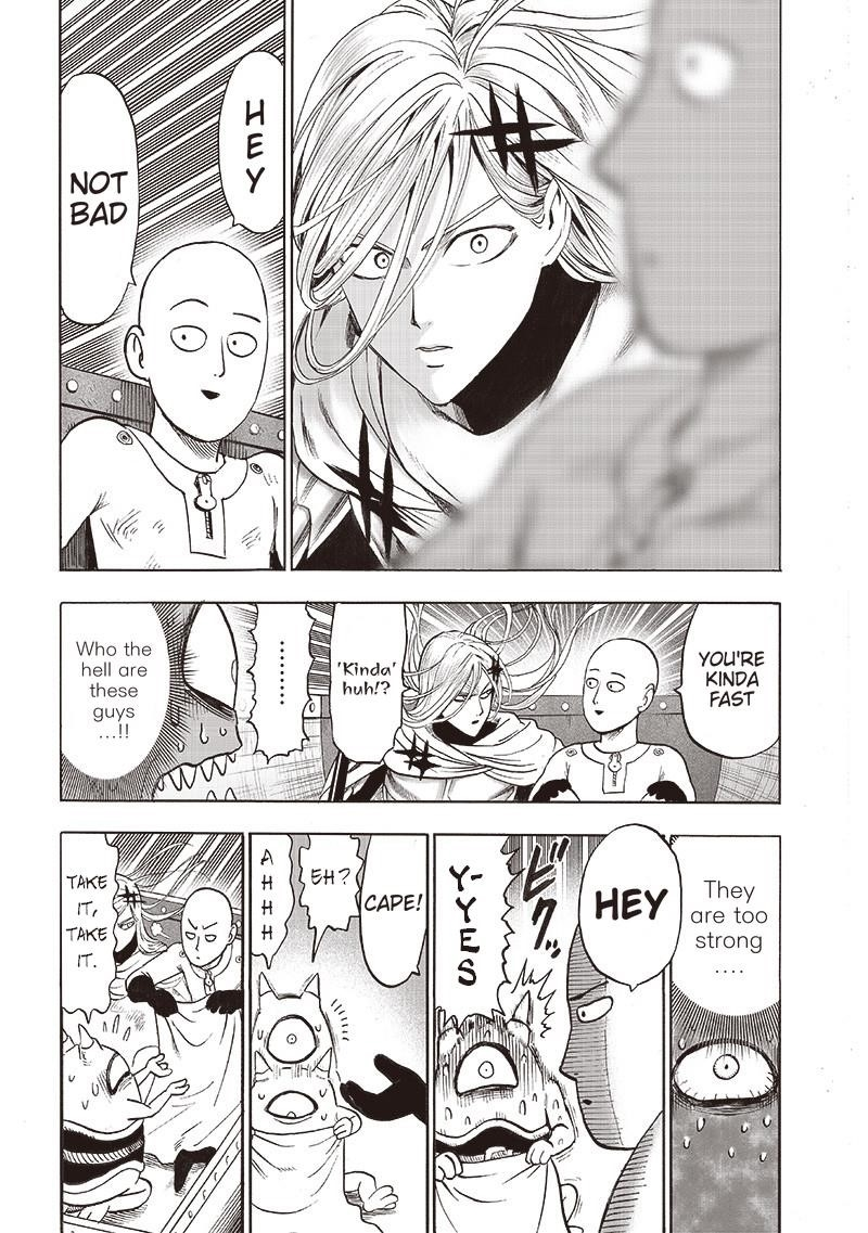 Read One Punch Man Manga, Chapter 126 - Page 12