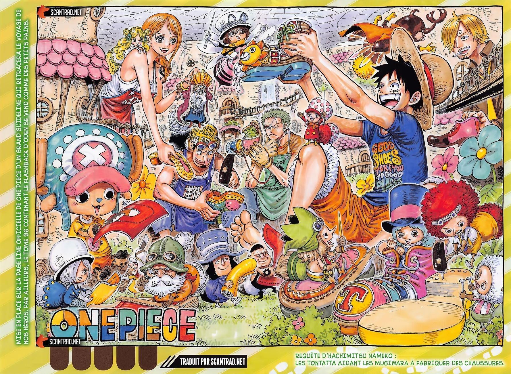 Read Manga One Piece - Chapter 976 - Read Manga Online - Manga Catalog №1