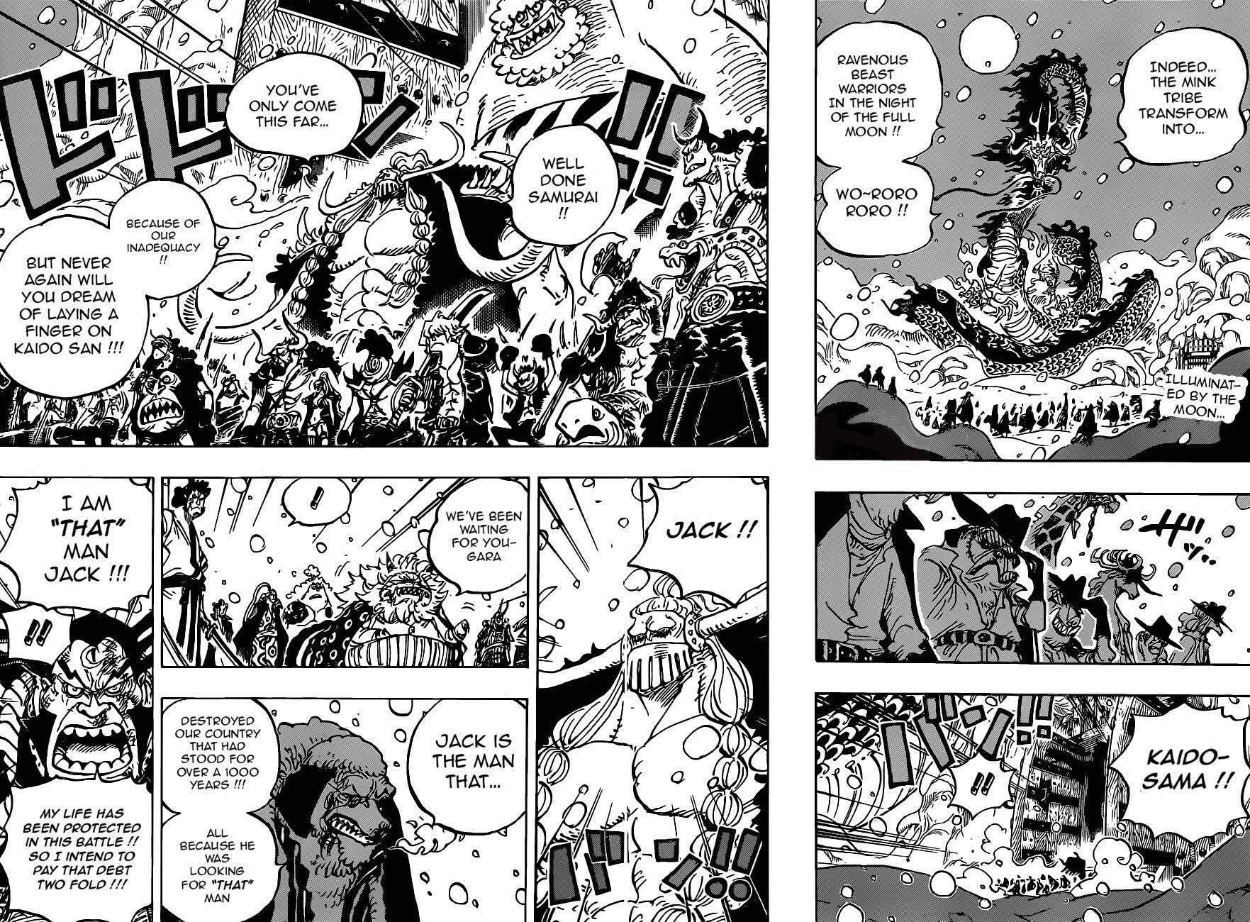 Read Manga One Piece Chapter 988 I Ve Kept You Waiting Read Manga Online Manga Catalog 1