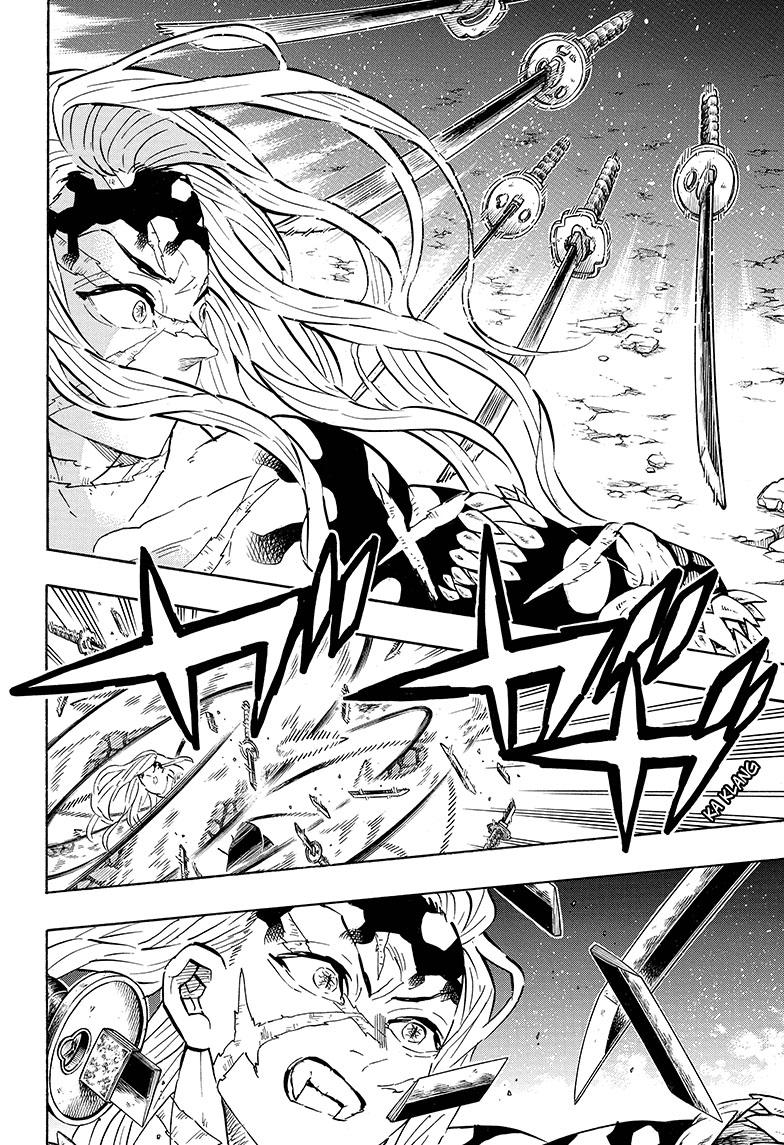 Read Demon Slayer manga - Kimetsu no Yaiba, Chapter 195 - Page 16