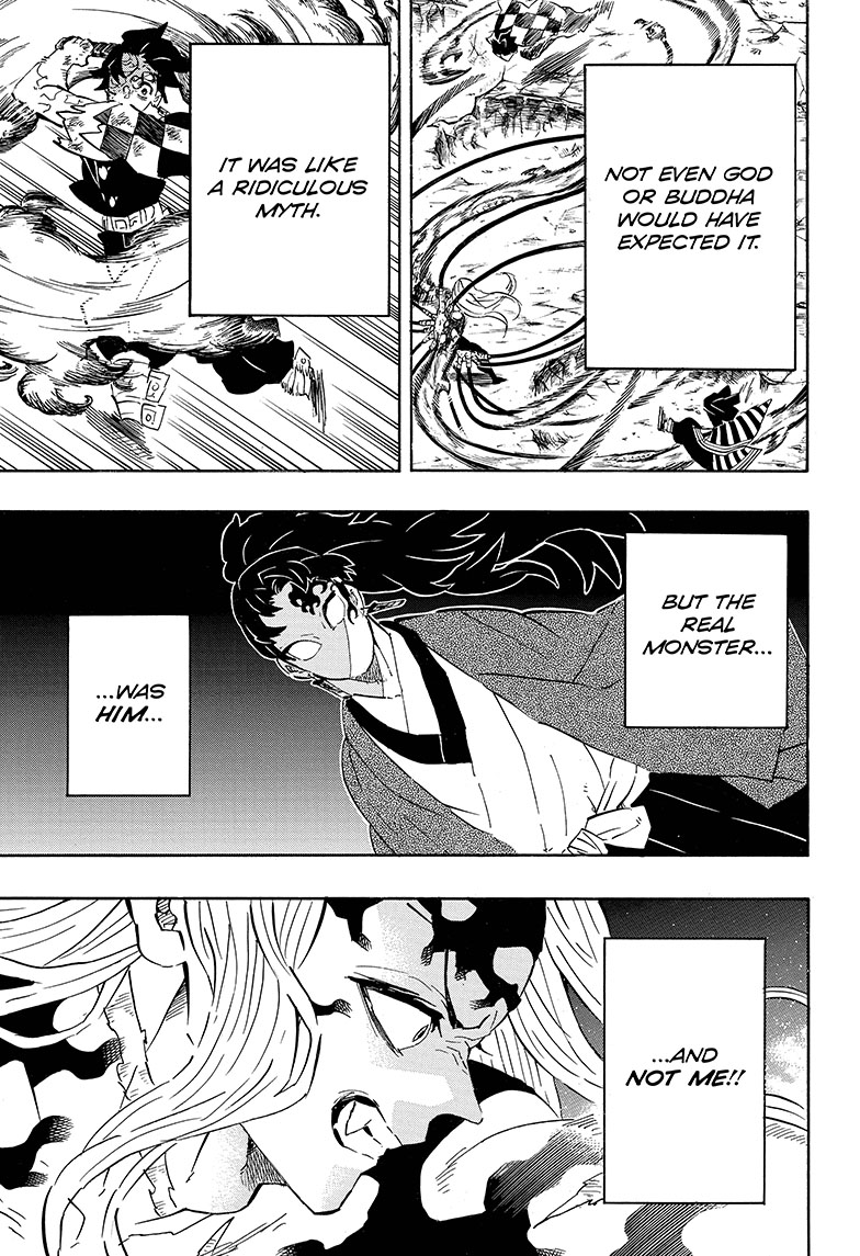 Read Demon Slayer manga - Kimetsu no Yaiba, Chapter 195 - Page 9