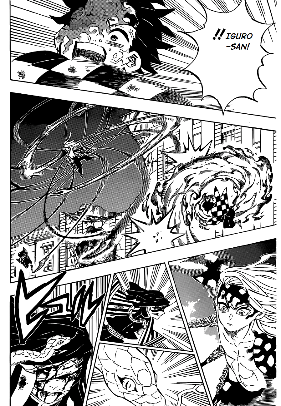 Read Demon Slayer manga - Kimetsu no Yaiba, Chapter 194 - Page 20
