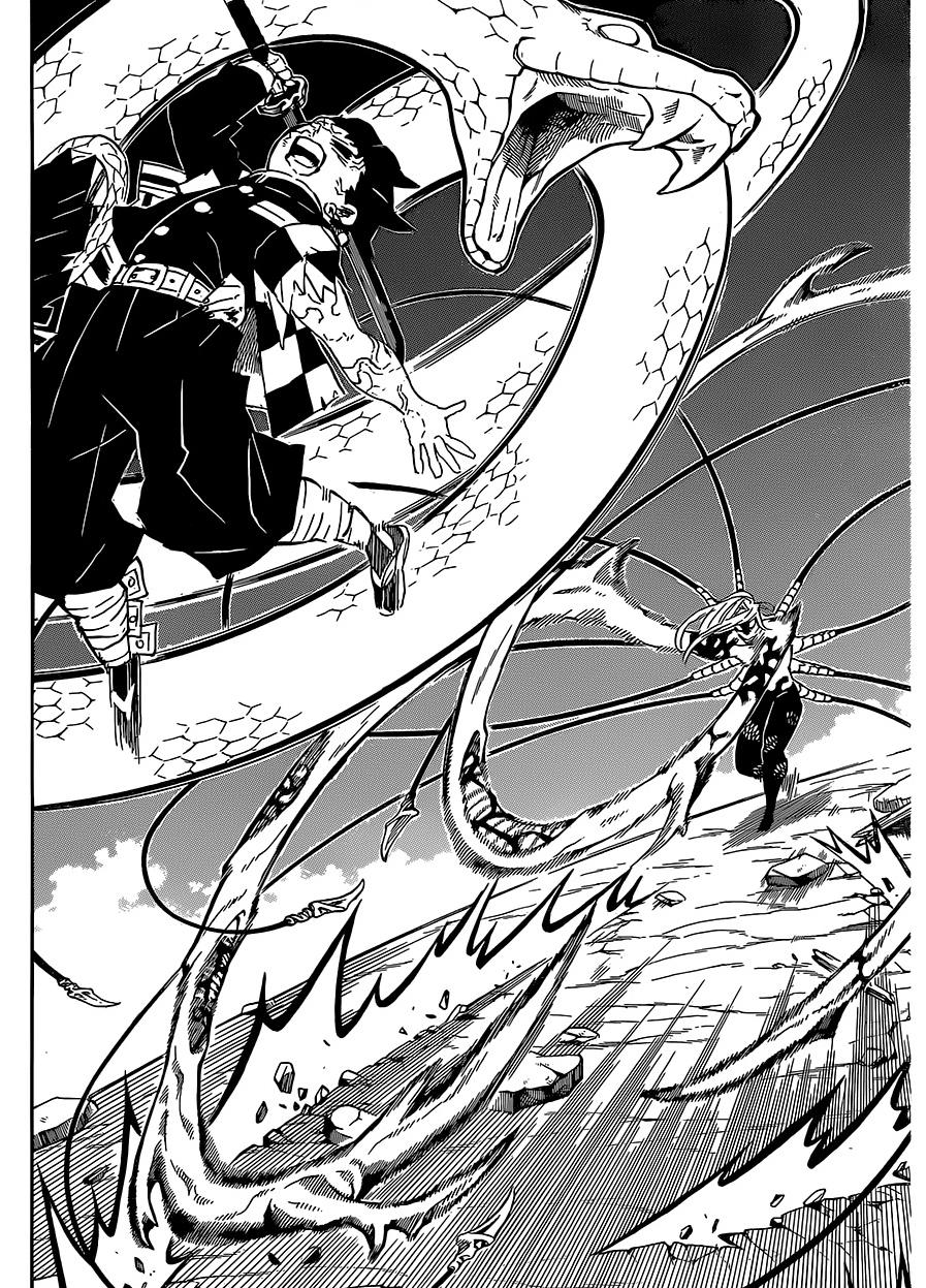 Read Demon Slayer manga - Kimetsu no Yaiba, Chapter 194 - Page 15