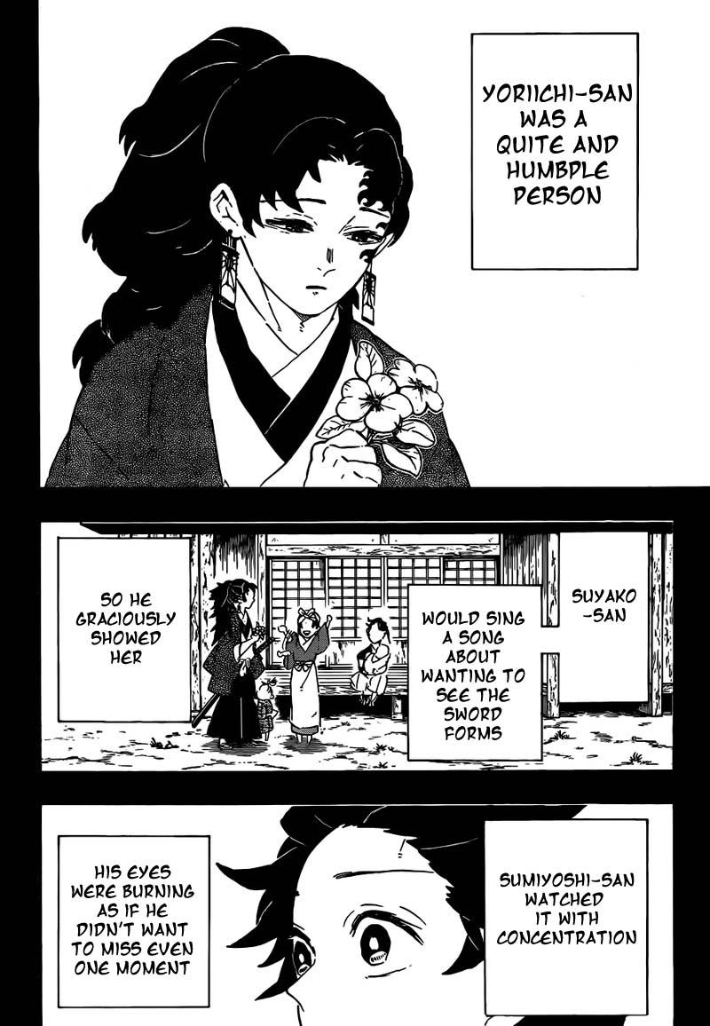 Read Demon Slayer manga - Kimetsu no Yaiba, Chapter 192 - Page 9