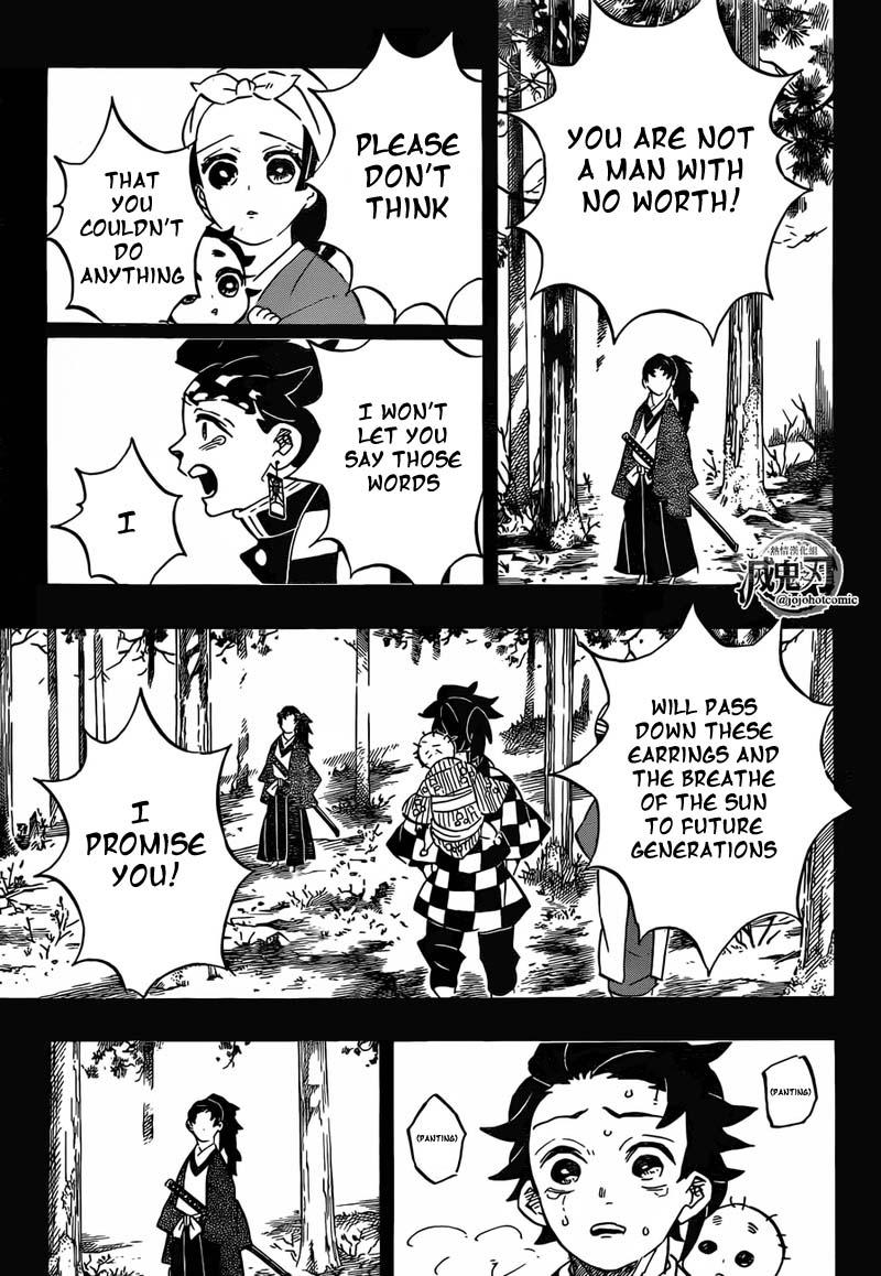 Read Demon Slayer manga - Kimetsu no Yaiba, Chapter 192 - Page 12