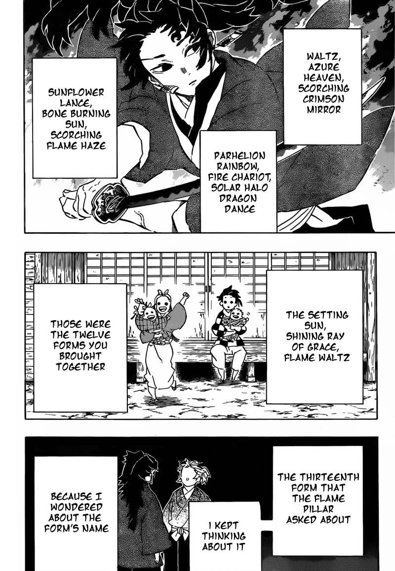Read Demon Slayer manga - Kimetsu no Yaiba, Chapter 192 - Page 15