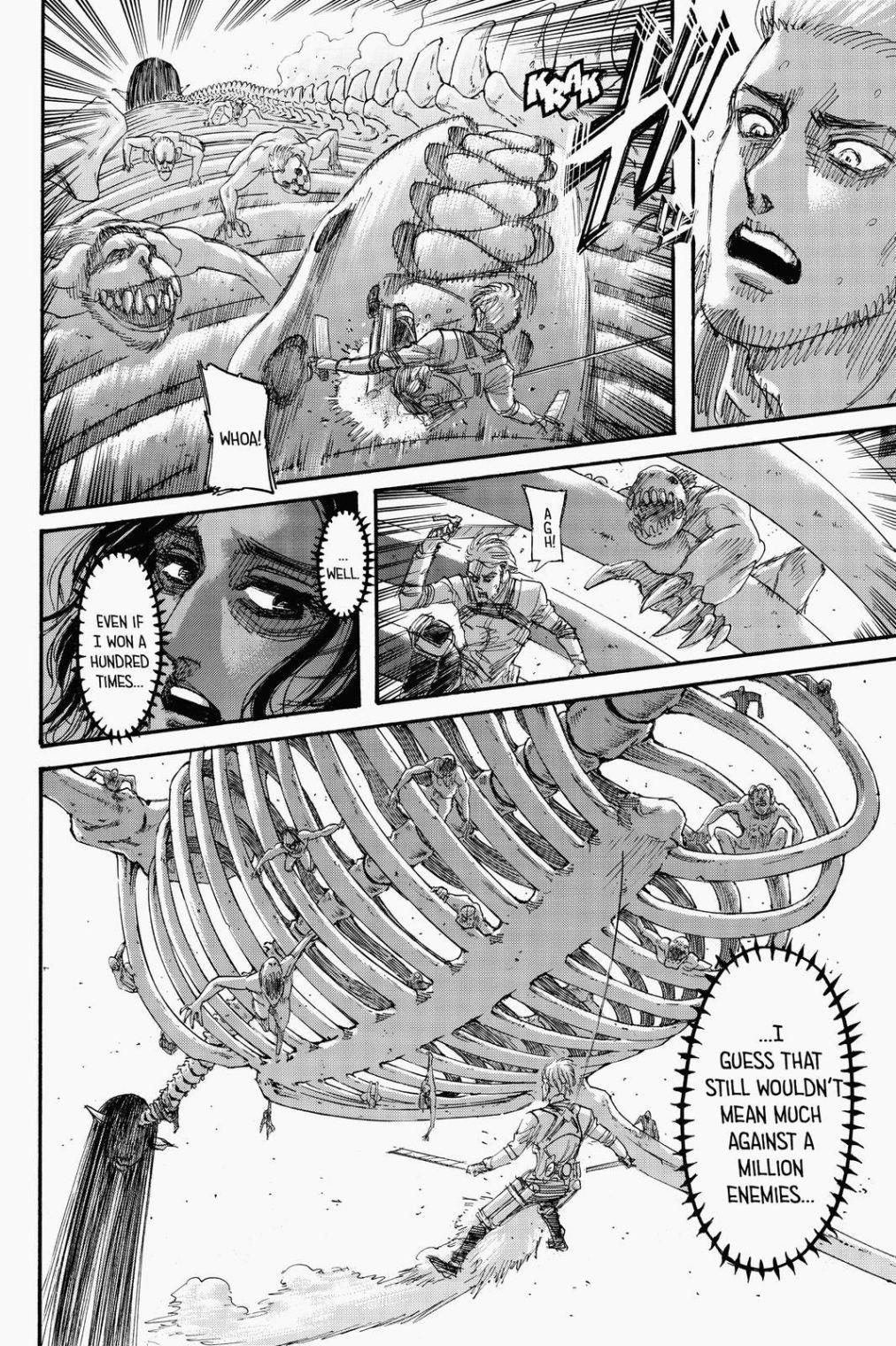 Read Manga Attack On Titan - Chapter 136 - Read Manga ...