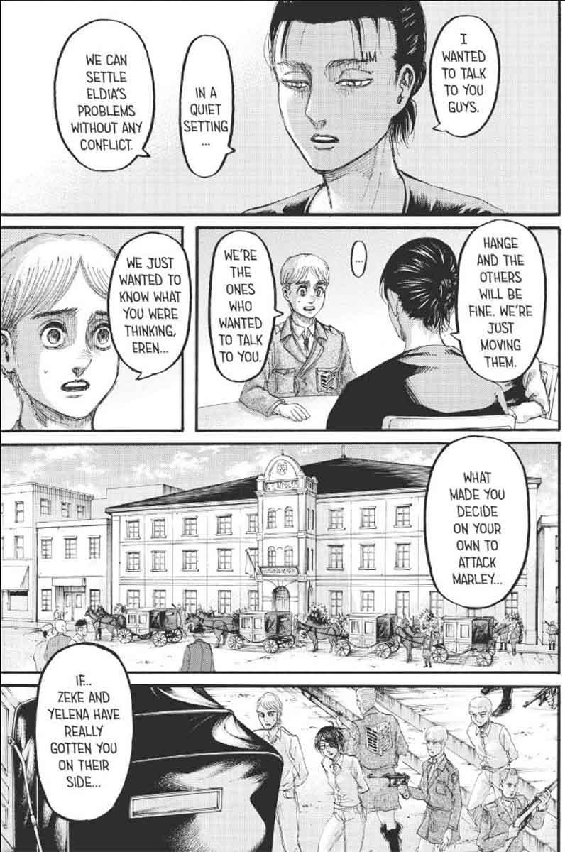 Read Manga Attack On Titan - Chapter 112 - Ignorance ...