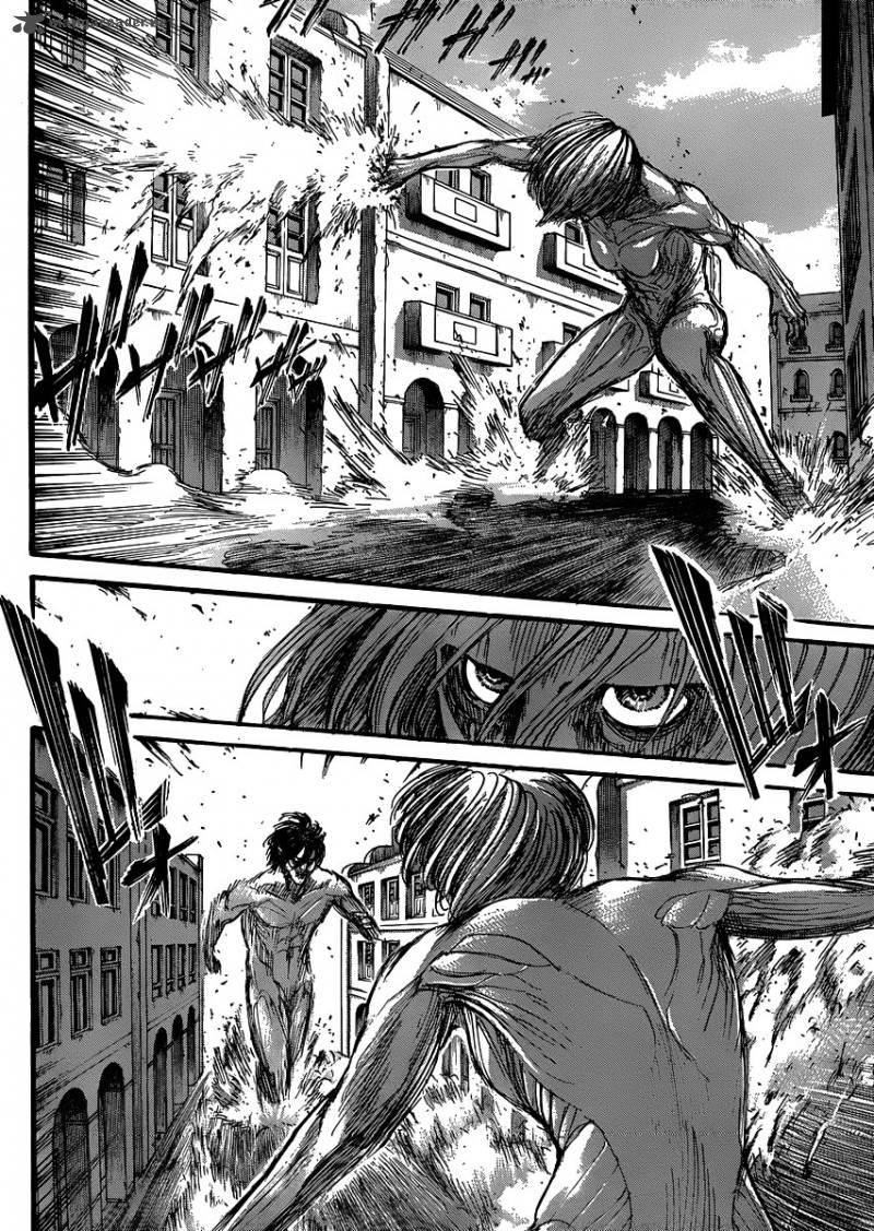 Read Manga Attack On Titan - Chapter 33 - The Wall - Read ...
