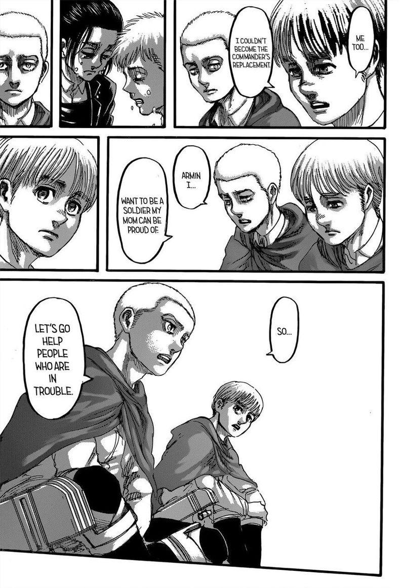 Read Manga Attack On Titan - Chapter 126 - Pride - Read ...