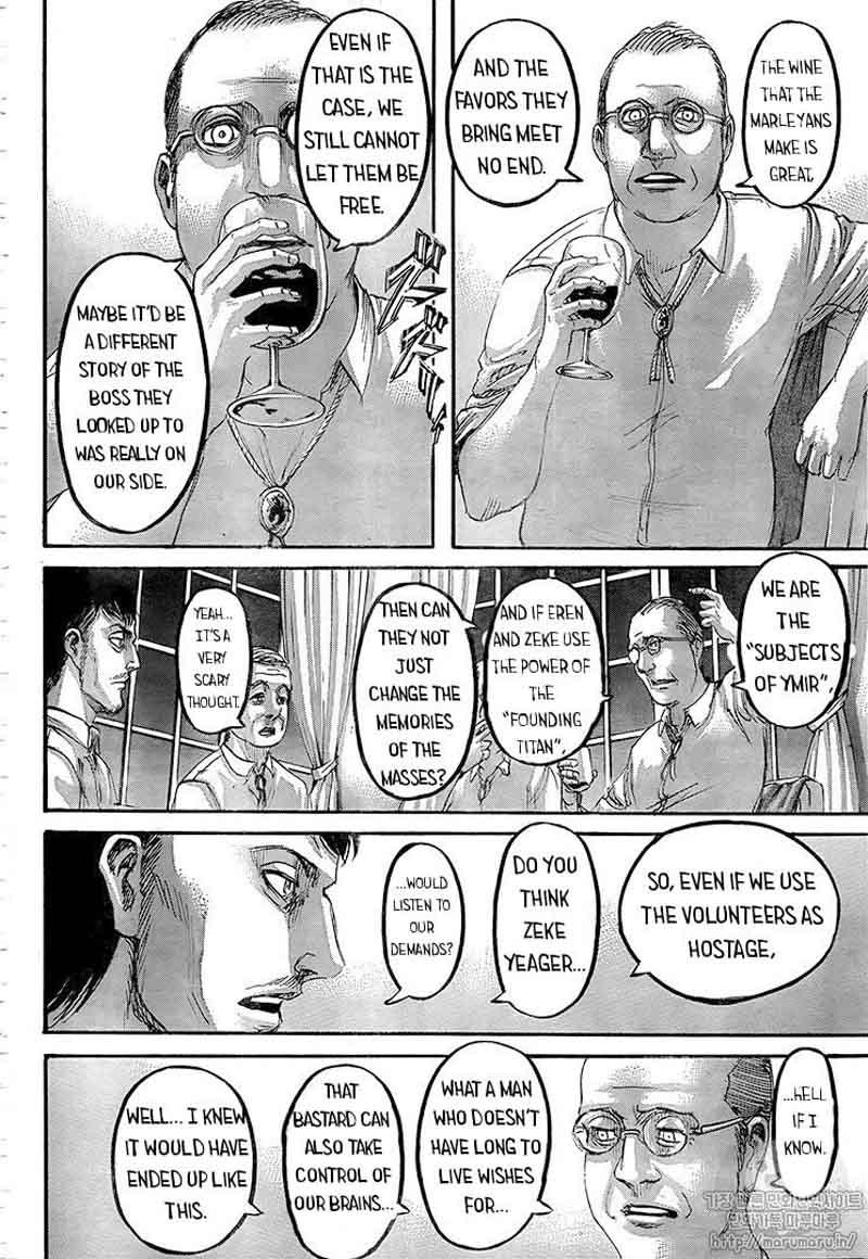 Read Manga Attack On Titan - Chapter 108 - Sound Argument ...