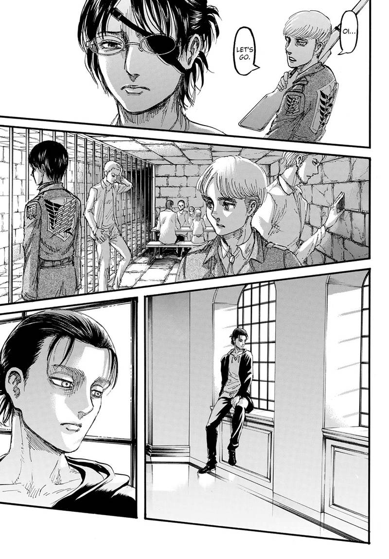Read Manga Attack On Titan - Chapter 113 - Violence - Read ...