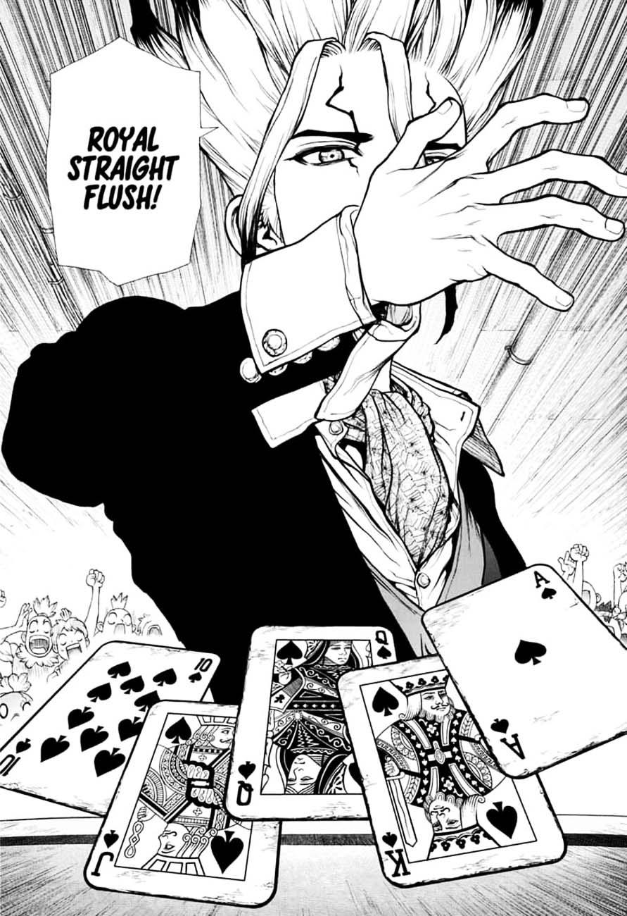 Read Manga DR. STONE - Chapter 144 - Ryusui & Gen vs ...