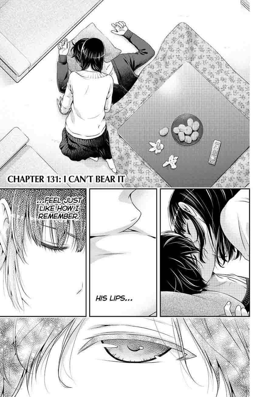 Domestic Na Kanojo Manga Read