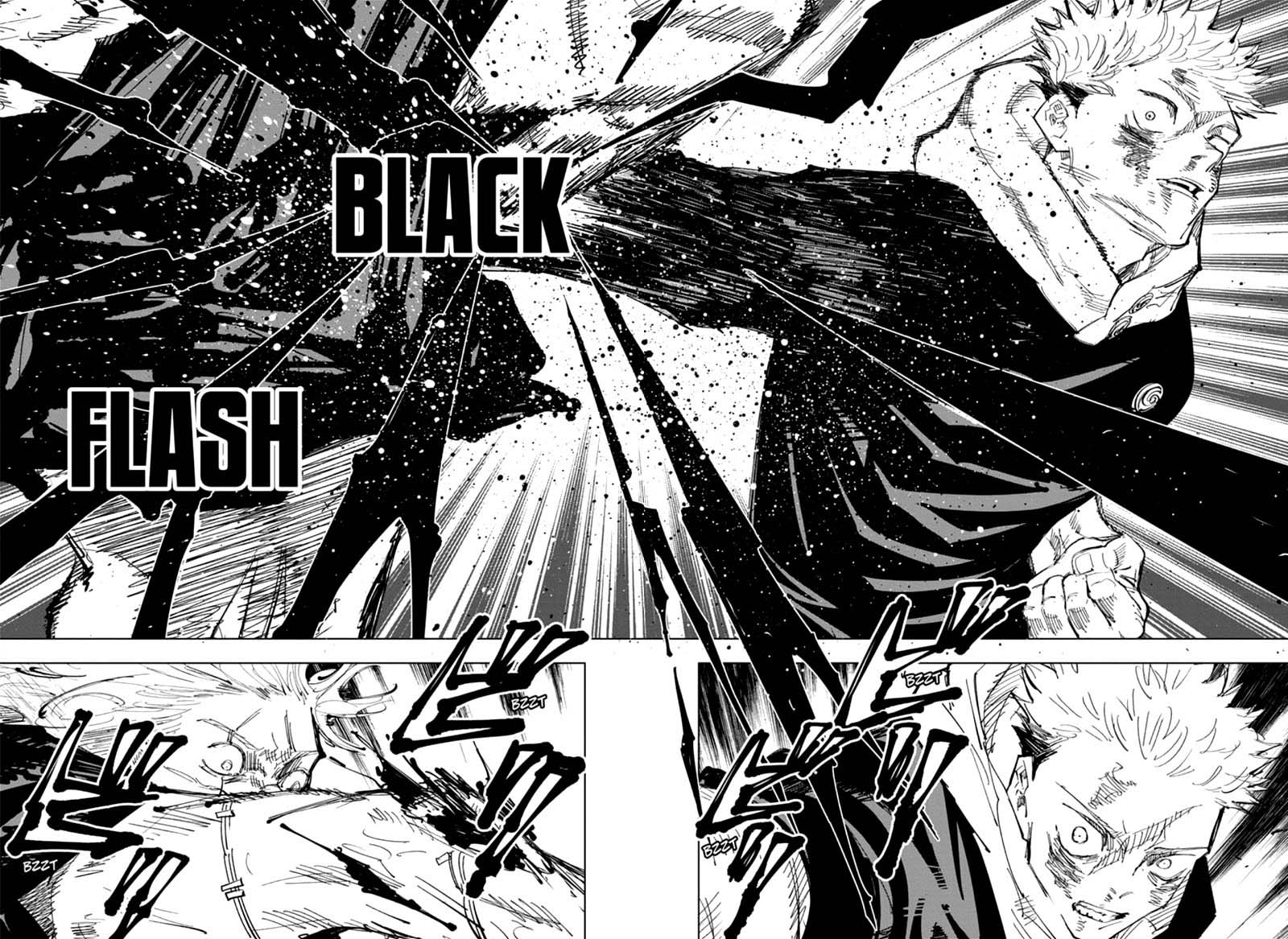 Read Manga Jujutsu Kaisen Chapter 127 Read Manga Online Manga Catalog 1