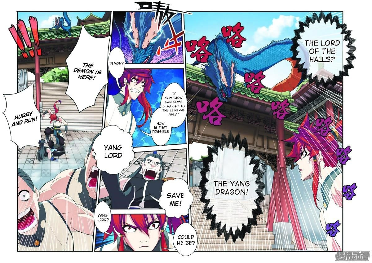 Read Manga The Mythical Realm - Chapter 94 - Read Manga ...
