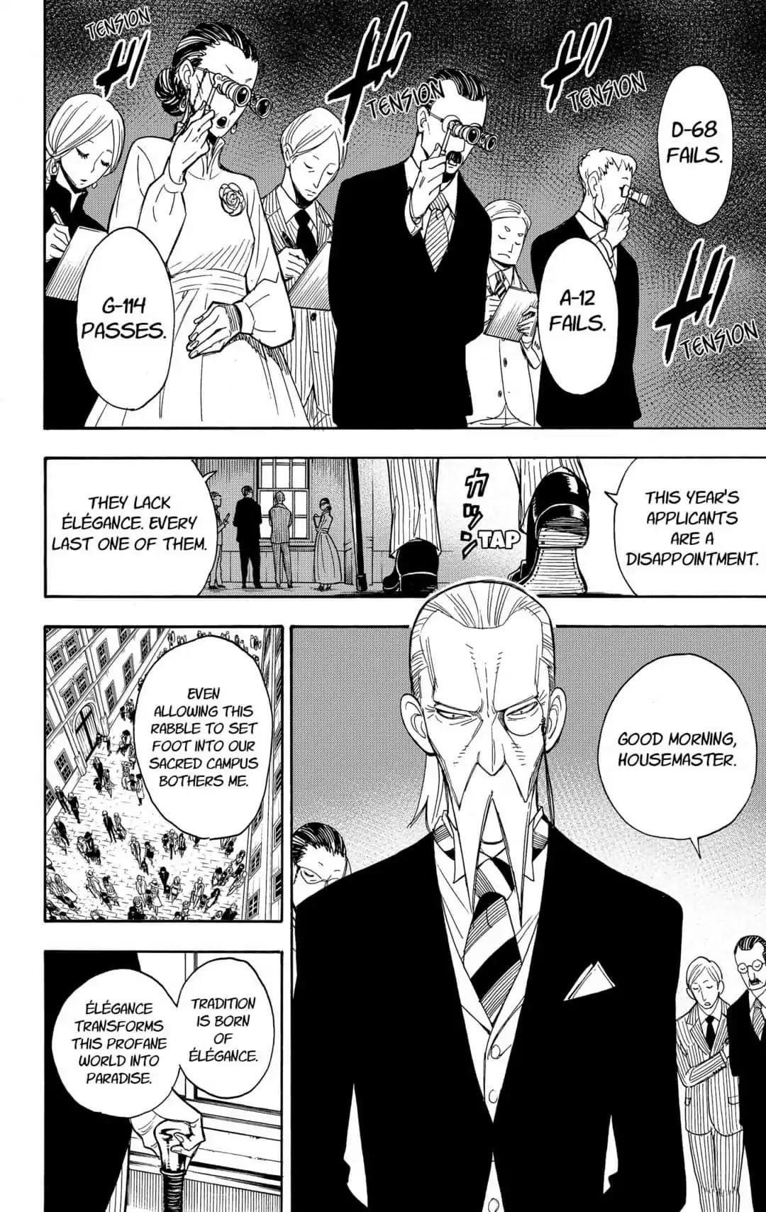 Read Manga Spy X Family - Chapter 4 - Read Manga Online ...