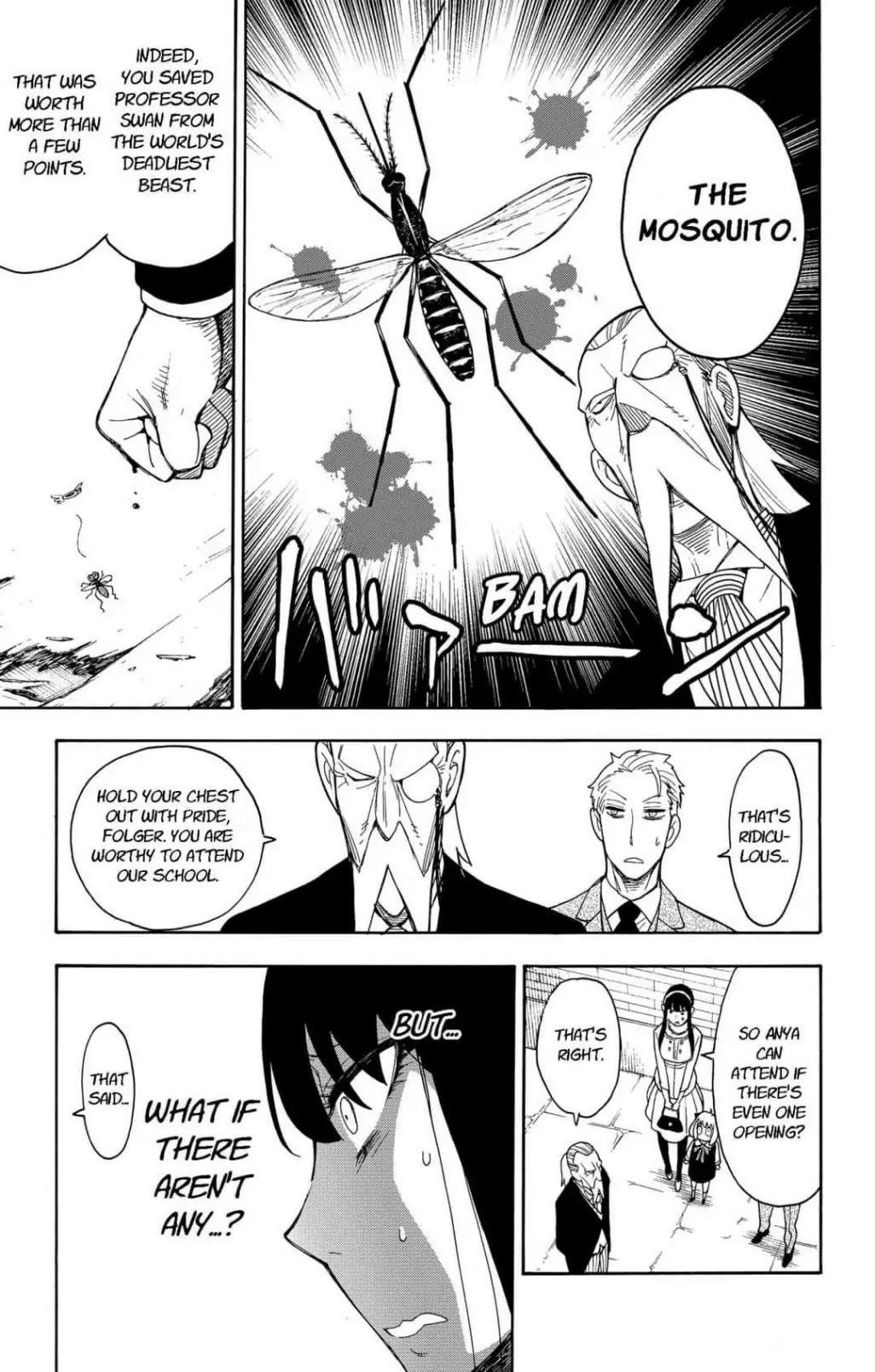 Read Manga Spy X Family - Chapter 6 - Read Manga Online ...